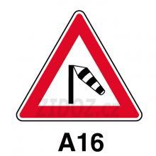 A16 - Boční vítr