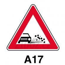 A17 - Odlétávající štěrk
