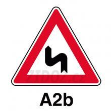 A02b - Dvojitá zatáčka,první vlevo