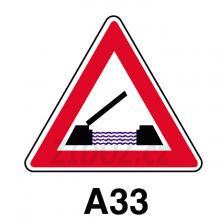 A33 - Pohyblivý most