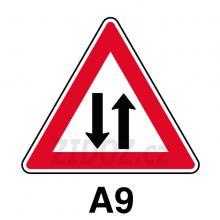 A09 - Provoz v obou směrech