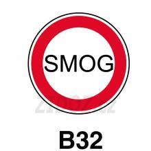 B32 - Jiný zákaz