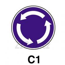 C01 - Kruhový objezd