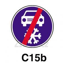 C15b - Zimní výbava – konec