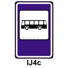 IJ04c - Zastávka autobusu