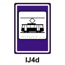 IJ04d - Zastávka tramvaje