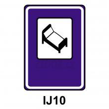 IJ10 - Hotel nebo motel