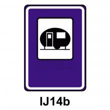 IJ14b - Tábořiště pro obytné přívěsy