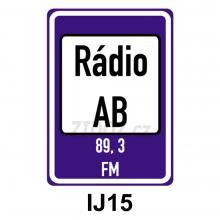 IJ15 - Dopravní vysílání