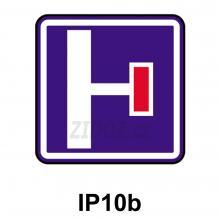 IP10b - Návěst před slepou pozemní komunikací