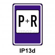 IP13d - Parkoviště P + R