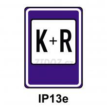 IP13e - Parkoviště K + R