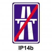 IP14b - Konec dálnice