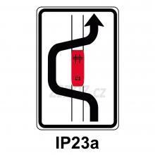 IP23a - Objíždění tramvaje
