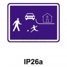 IP26a - Obytná zóna