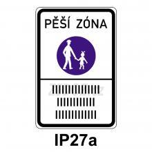 IP27a - Pěší zóna