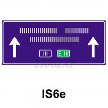 IS06e - Návěst před křižovatkou