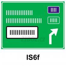 IS06f - Návěst před křižovatkou