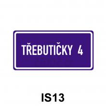 IS13 - Blízká návěst