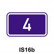 IS16b - Silnice I. třídy