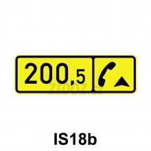 IS18b - Kilometrovník