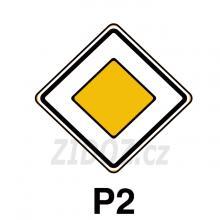 P02 - Hlavní pozemní komunikace