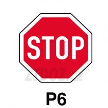 P06 - Stůj, dej přednost v jízdě