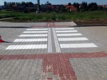 Vodorovné dopravní značení 02