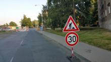 Dočasné dopravní značky 03