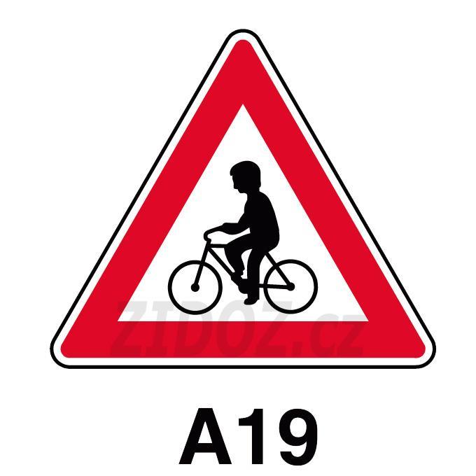 A19 - Cyklisté