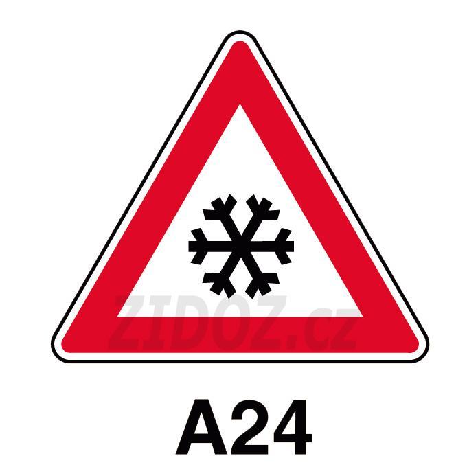 A24 - Náledí