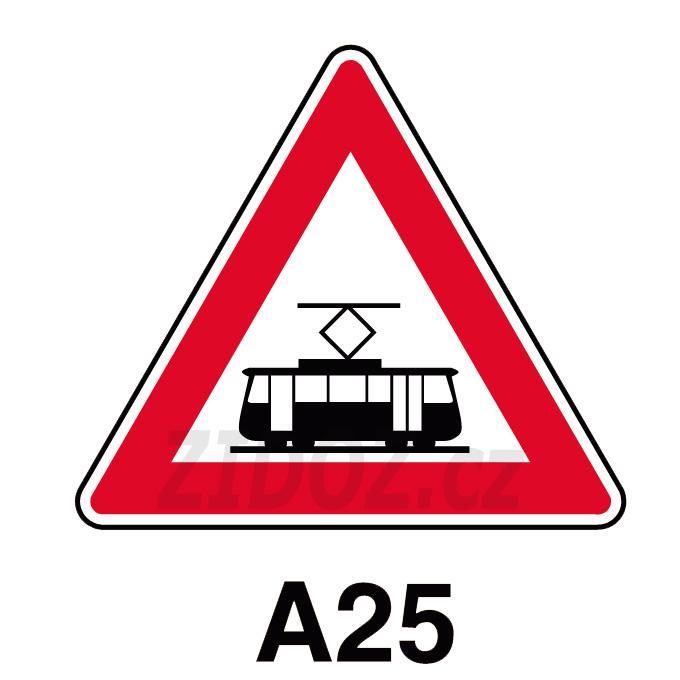 A25 - Tramvaj