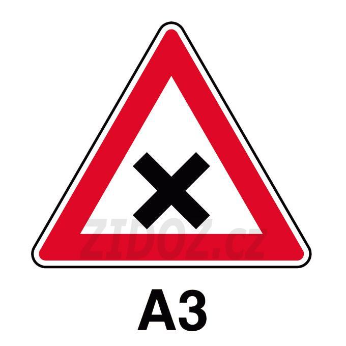 A03 - Křižovatka