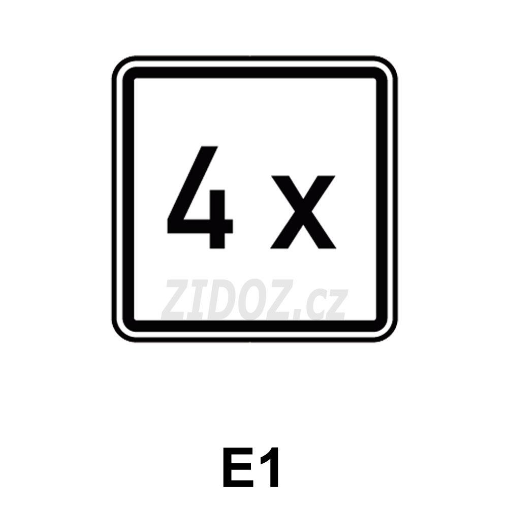 E01 - Počet