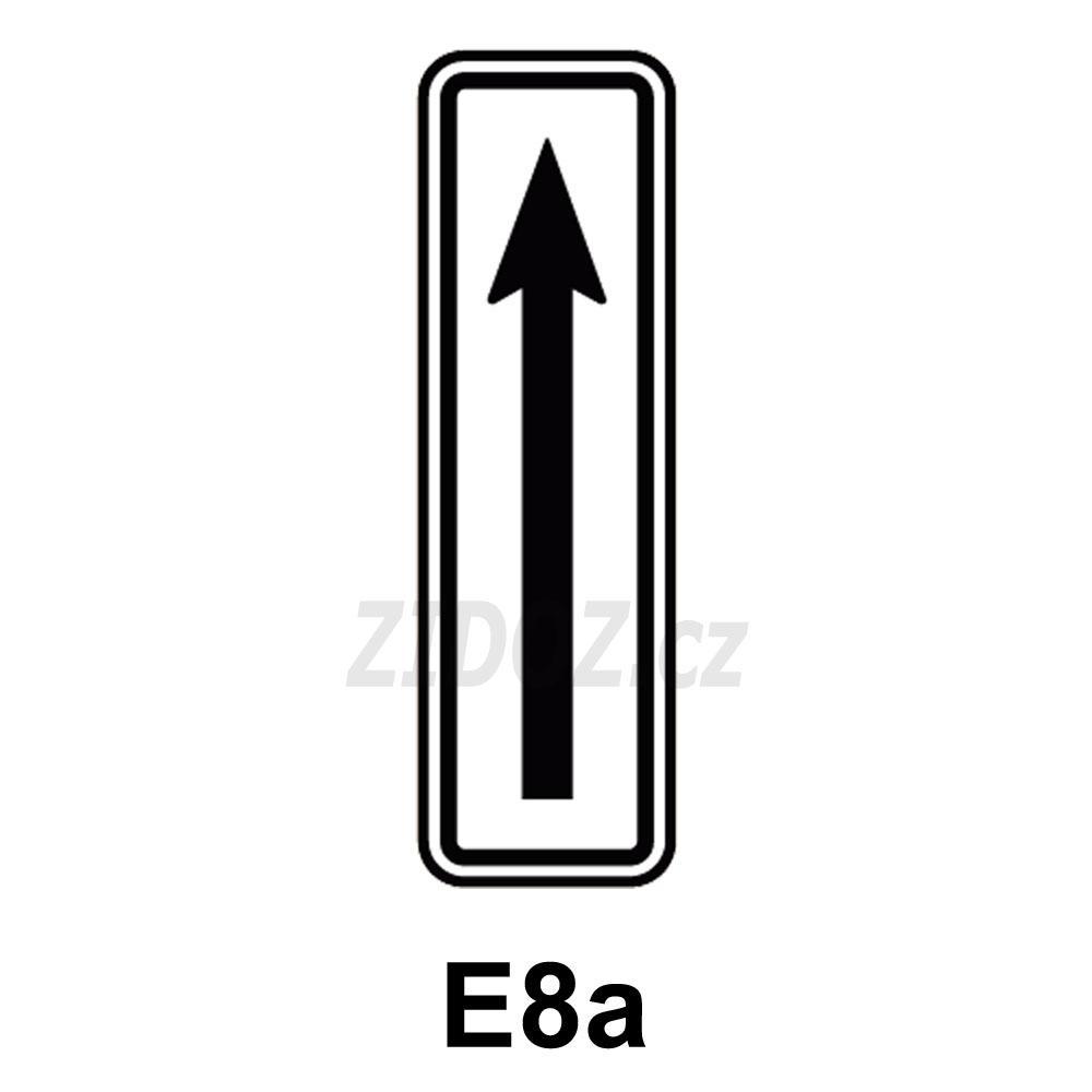 E08a - Začátek úseku