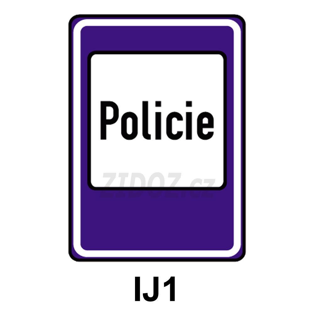 IJ01 - Policie