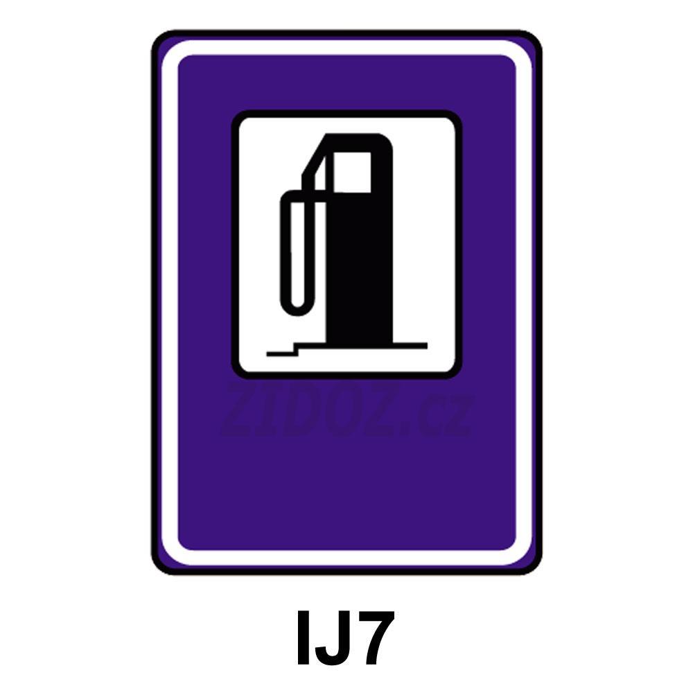 IJ07 - Čerpací stanice