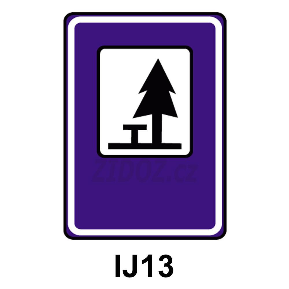 IJ13 - Místo pro odpočinek