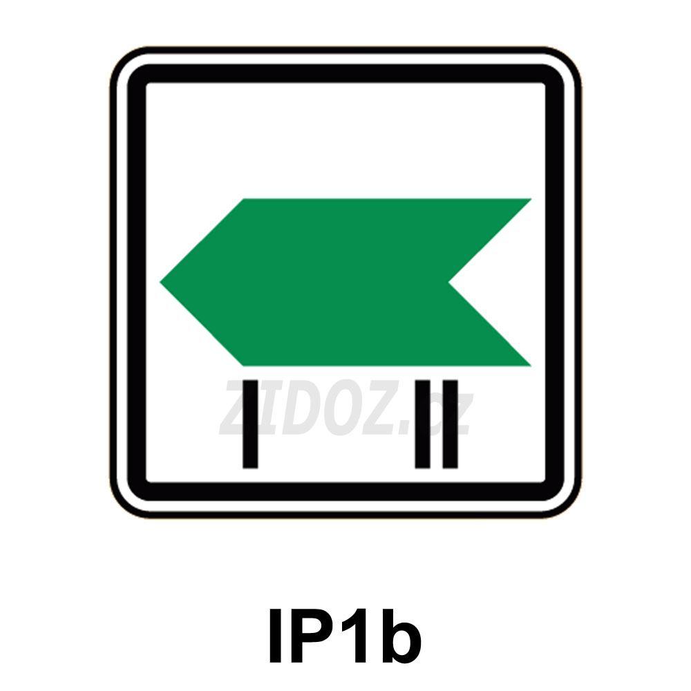 IP01b - Změna směru okruhu