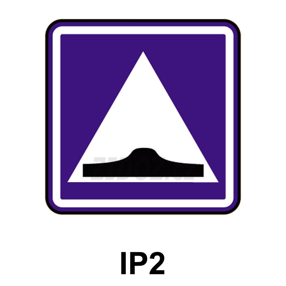 IP02 - Zpomalovací práh