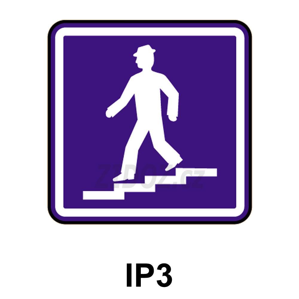 IP03 - Podchod nebo nadchod