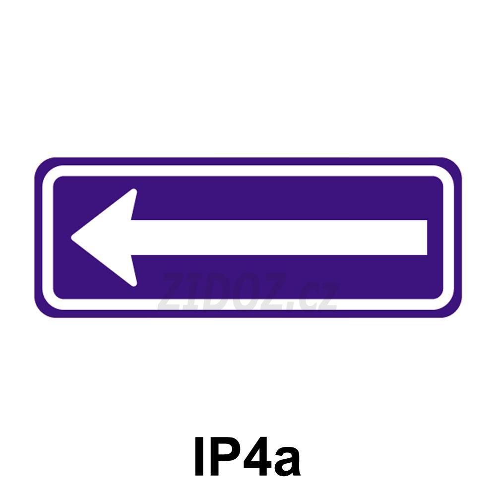 IP04a - Jednosměrný provoz