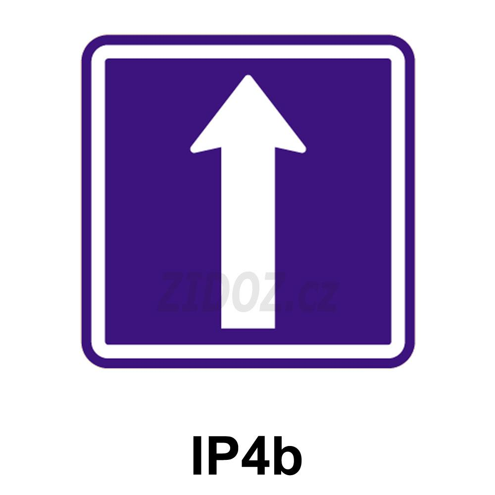 IP04b - Jednosměrný provoz
