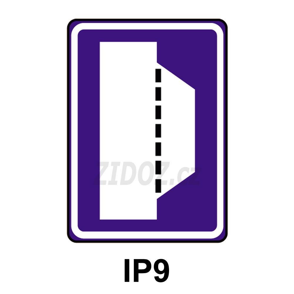 IP09 - Nouzové stání