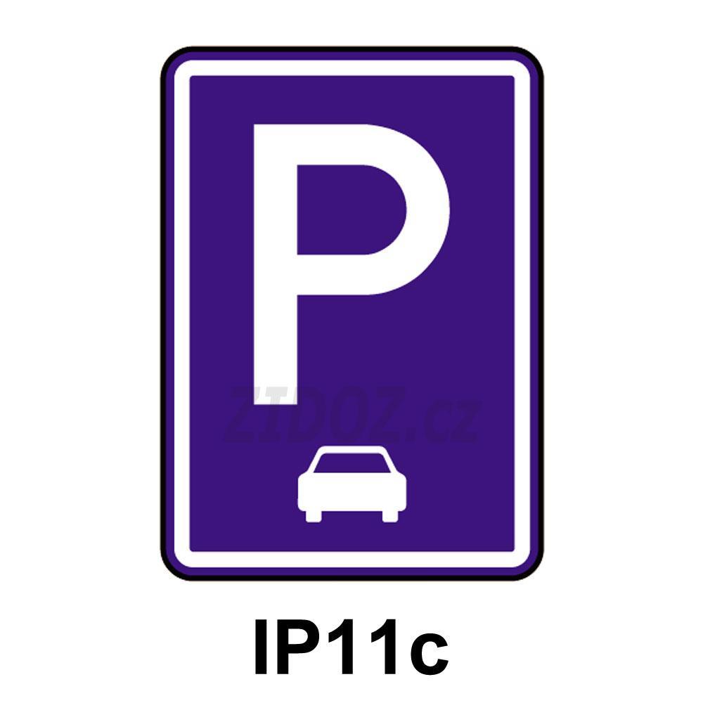 IP11c - Parkoviště (podélné)