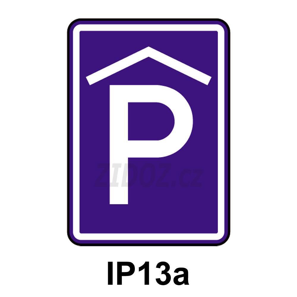 IP13a - Kryté parkoviště