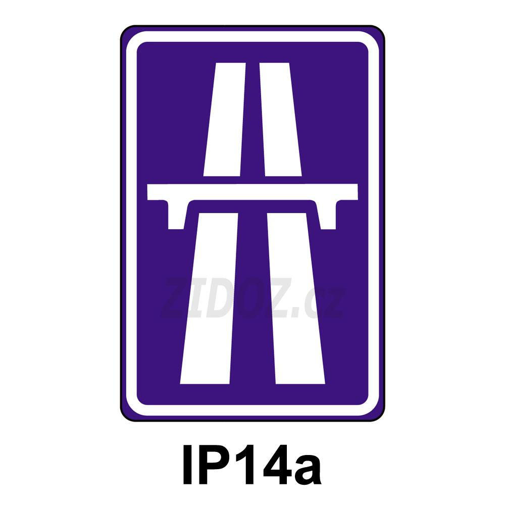 IP14a - Dálnice