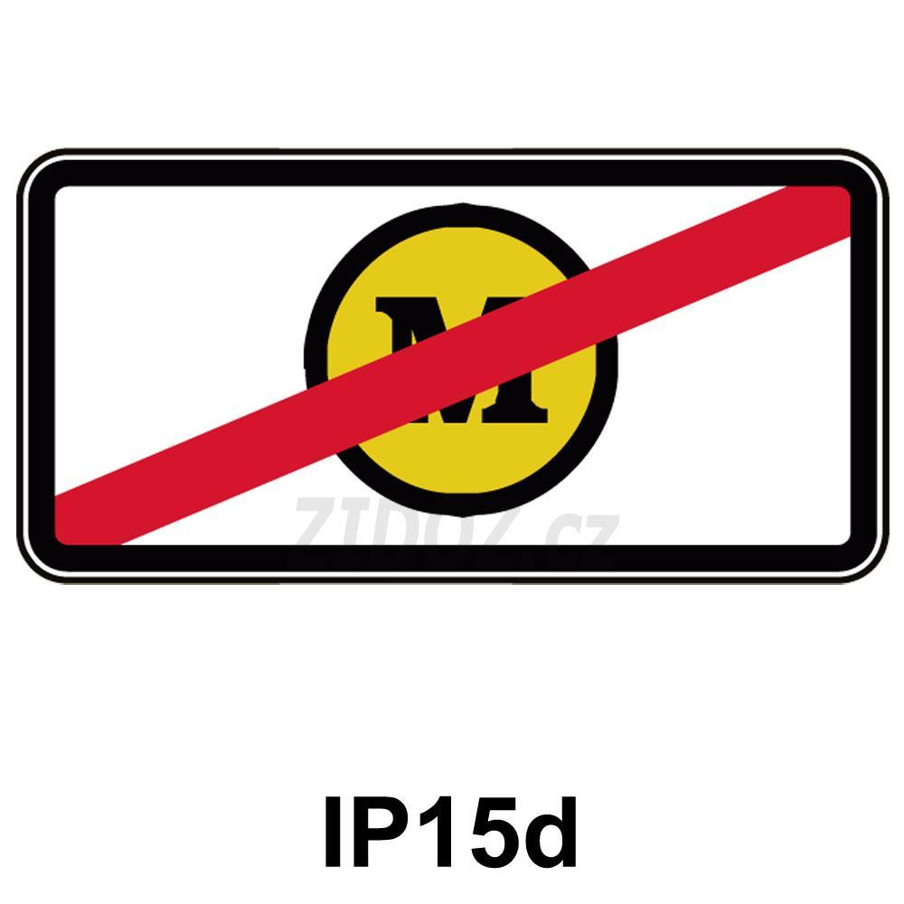 IP15d - Konec mýtného