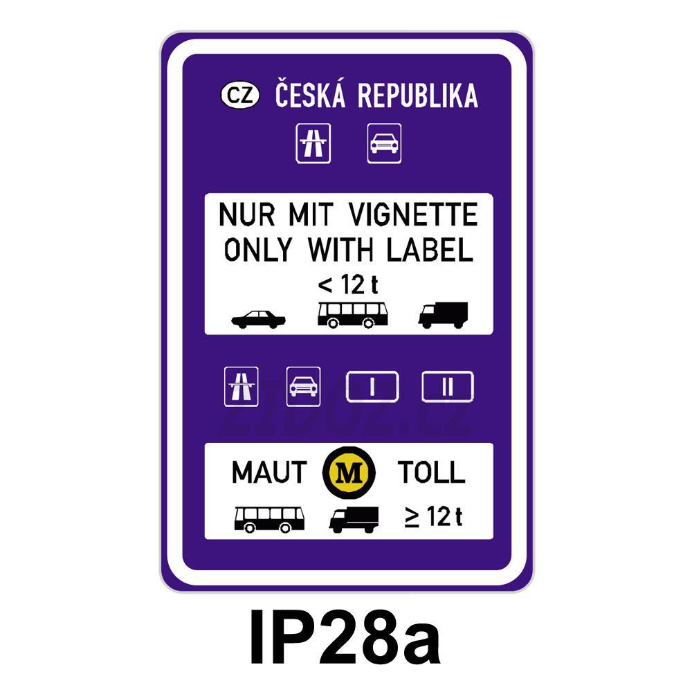 IP28a - Zpoplatnění provozu