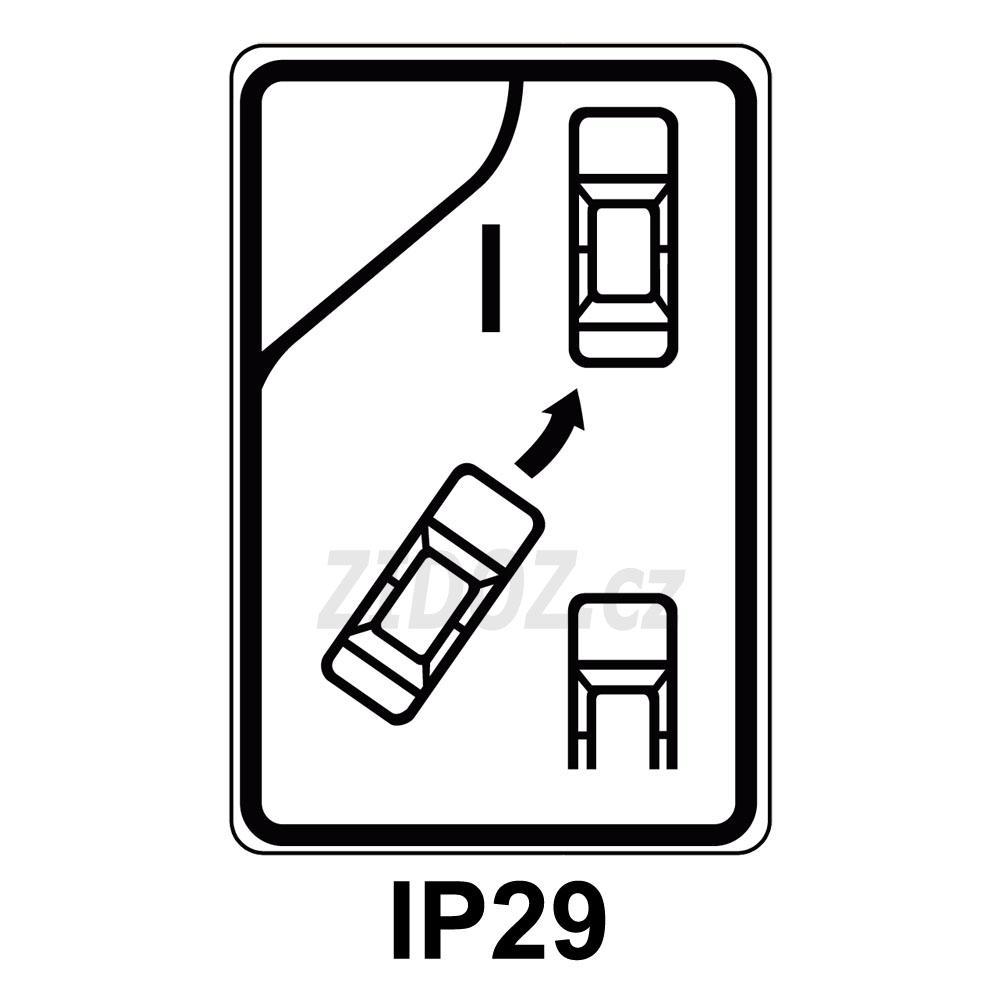 IP29 - Střídavé řazení